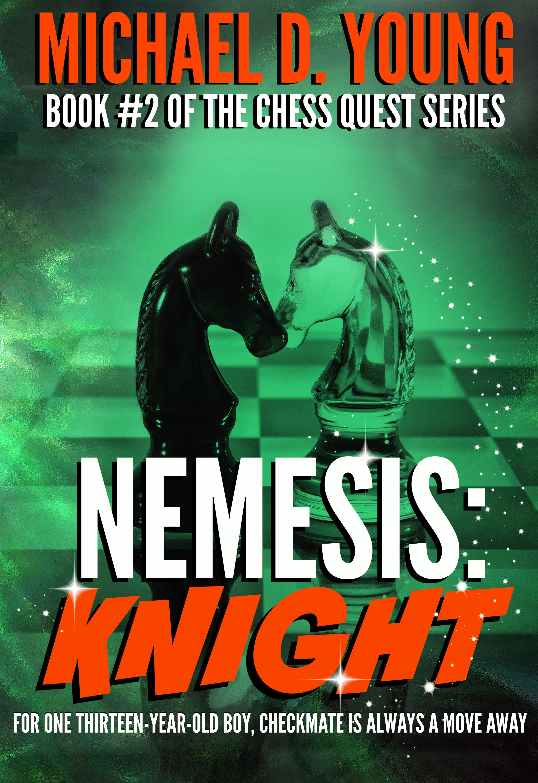 knights ebook cover